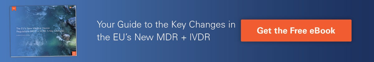 Your Guide to the Key Changes in the EU's New MDR + IVDR