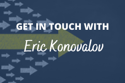 Get in touch with Eric Konovalov