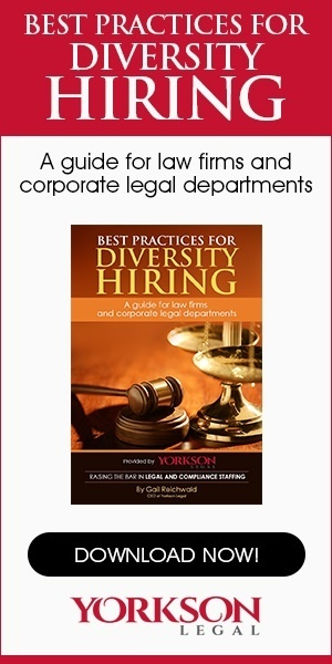 Temporary Legal Staffing