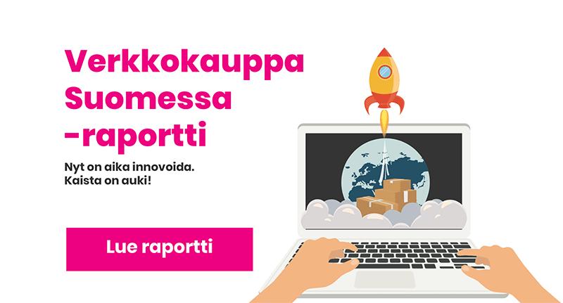 Verkkokauppa Suomessa 2020 -raportti