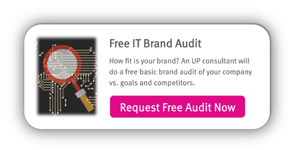 Free IT Brand Audit from UP Consultant