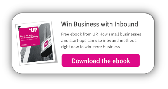 Win Business with Inbound - FREE Ebook