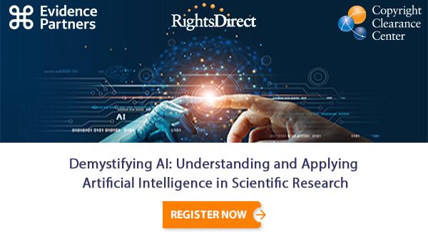 Demystifying AI webinar
