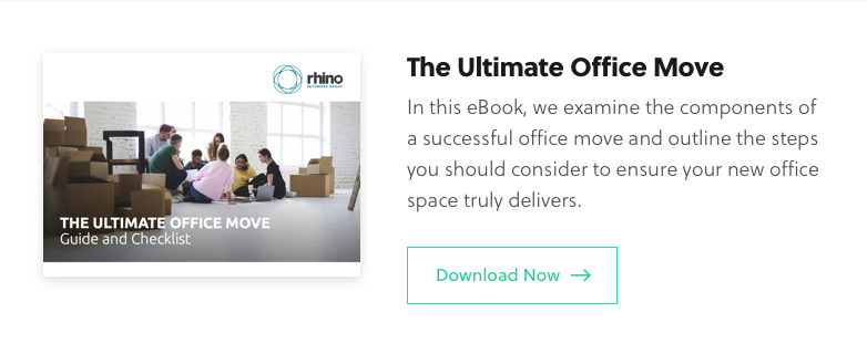 Click here to download the Ultimate Office Move Guide and Checklist.