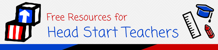 Free resources for Head Start Teachers