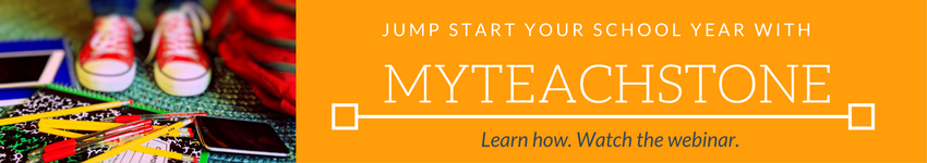 Jump start your school year with myteachstone