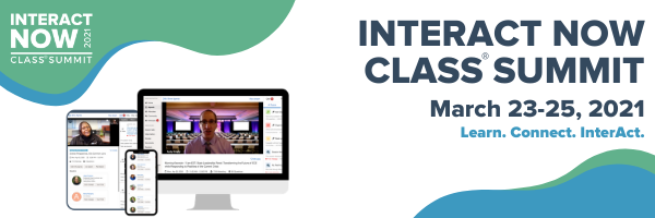 InterAct Now CLASS Summit - March 23-25