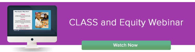 CLASS and Equity webinar - watch now