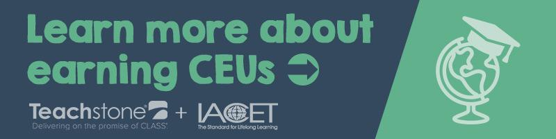 Learn more about earning CEUs