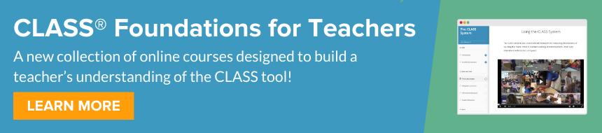 CLASS Foundations CTA