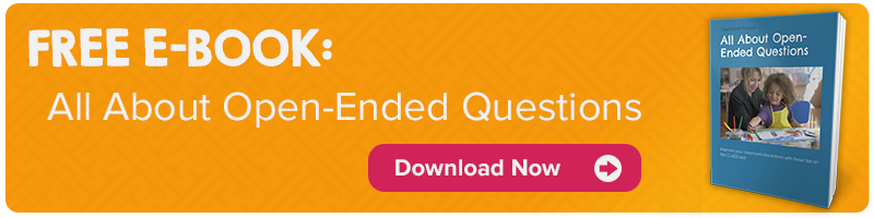 Free E-book: All About Open-Ended Questions