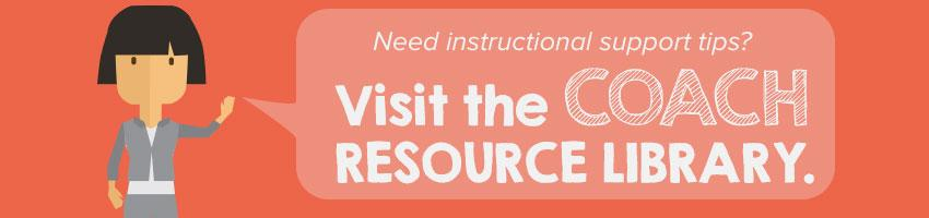 Get free resources for instructional coaches.