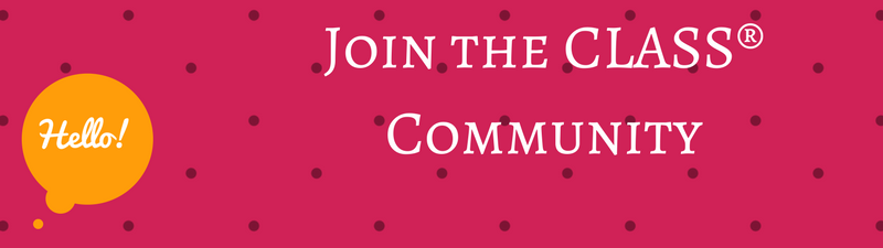join the CLASS community