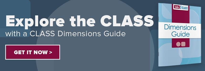 Learn about CLASS in a CLASS Dimension Guide