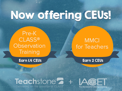 Now offering CEUs!