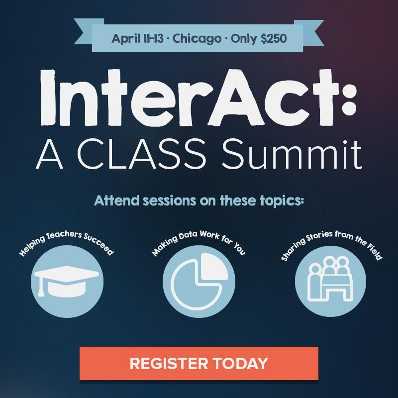 InterAct: A CLASS Summit | April 11-13 | $250