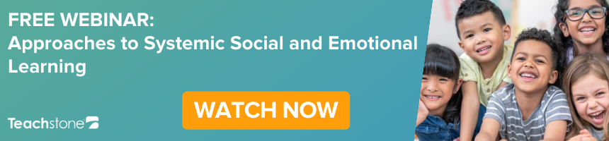 Approaches to Systemic Social and Emotional Learning webinar