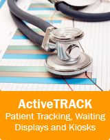 activetrack patient tracking
