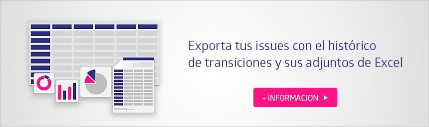 Exporta issues de Jira con transiciones y adjuntos