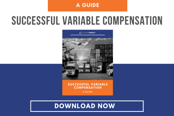 CarrierDirect Guide to Successful Variable Compensation