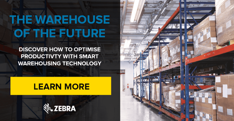Zebra Technologies - Smart Warehousing
