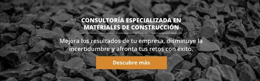Consultoría especializada en materiales de construcción