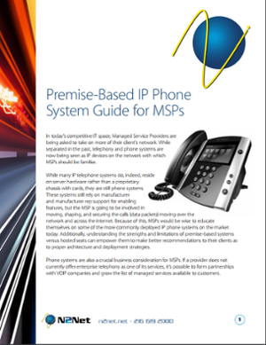premise-based ip phone system guide