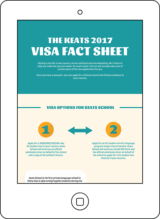 Download Keats Visa Fact Sheet Guide