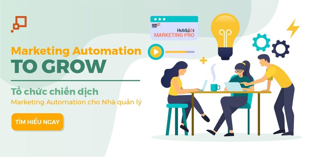 Marketing Automation To Grow