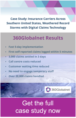 360Globalnet digital insurance claims solution helps US insurers