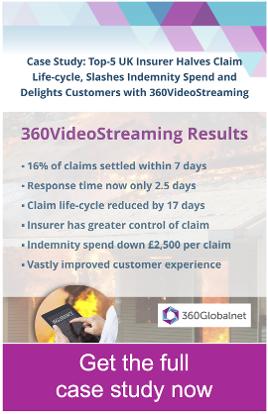 360VideoStreaming saves global insurer $millions