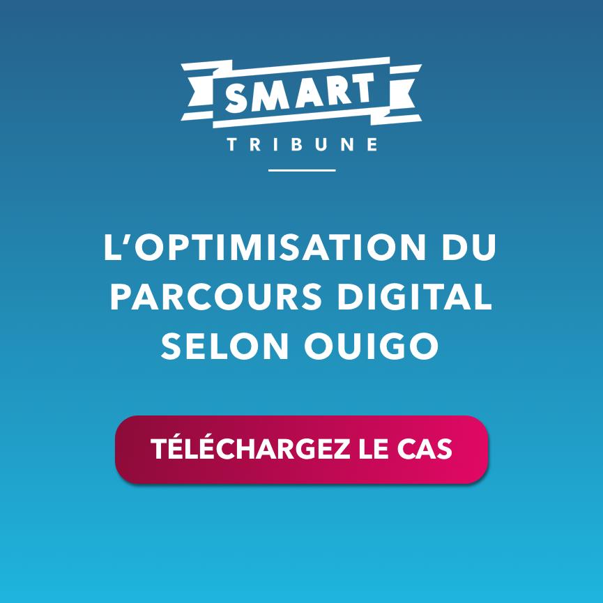 Cas Client Ouigo - Comment optimiser la transformation digitale du parcours client ?