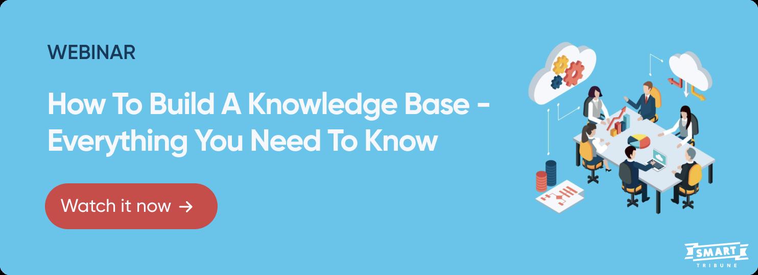 Knowledge Base Webinar