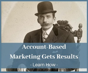 Account-Based Marketing is the new Industrial Marketing