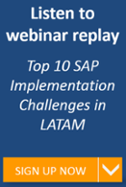 Top 10 SAP Implementation Challenges In LATAM