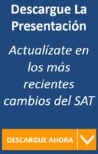 Actualízate en los más recientes cambios del SAT