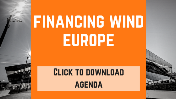 Click to download the Financing Wind Europe agenda