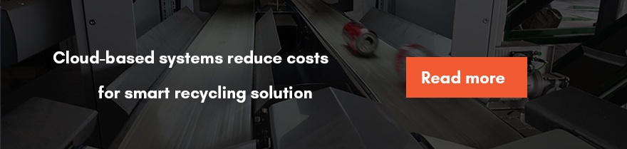 Cloud-based system reduce cost recycling solution