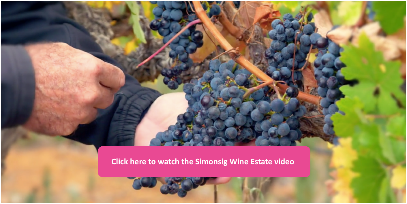Click here to watch the SImonsig Wine Estate Video now.