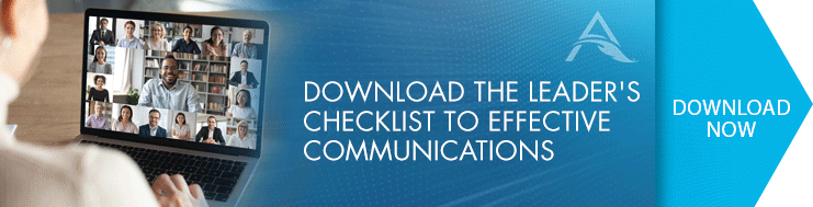 Leaders Checklist for Effective Communications
