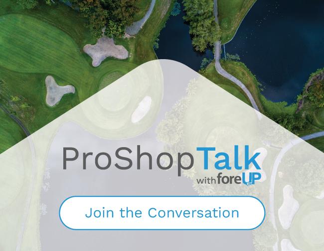 Pro Shop Talk