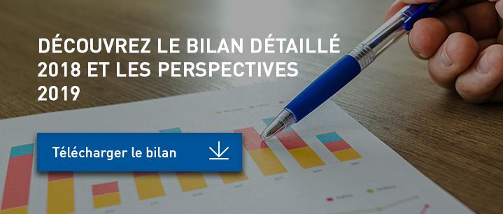 Découvrez le bilan détaillé 2018 et les perspectives 2019