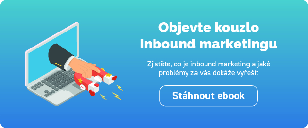 Co je inbound marketing ebook