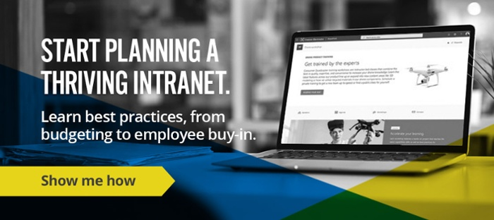Unlock The Secrets To a Thriving Intranet
