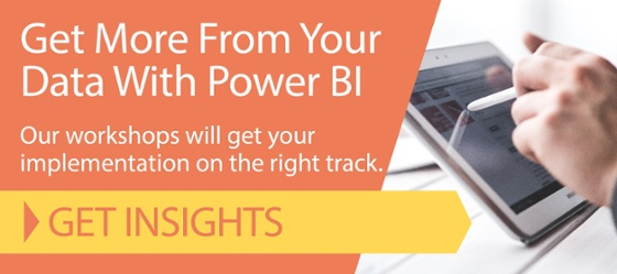 Learn more about Power BI Workshops