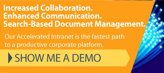 Schedule a Demo of Our Accelerated Intranet
