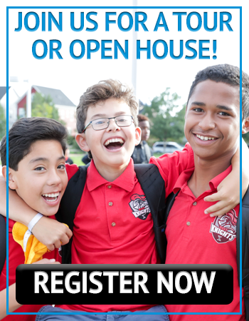 Register for an Open House or Tour
