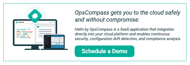 Schedule an OpsCompass Demo Today.