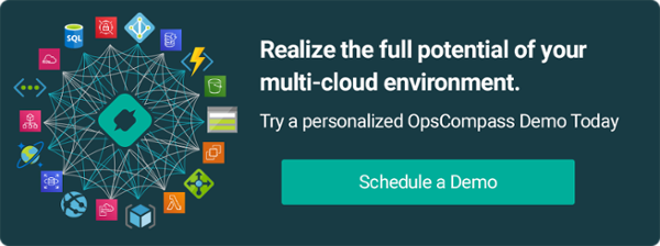 Schedule a Personalized Demo with OpsCompass