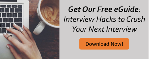 Interview Hacks to Crush Your Next Interview eGuide